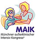 MAIK MÜNCHNER AUSSERKLINISCHER INTENSIV KONGRESS